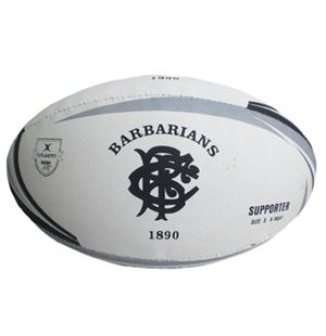 Bola Rugby Barbarians