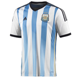 Camiseta Argentina 2014-15 Home World Cup