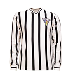 Camiseta vintage Dunfermline Athletic FC 1960's Retro