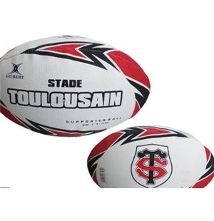 Bola Rugby Stade Toulousain Supporter