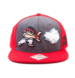 Street Fighter Boné Béisbol Snap Back Ryu