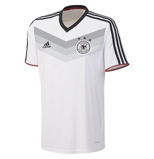 7e171998f5 Compra Camiseta Alemanha 2014-15 Adidas Home Réplica Original