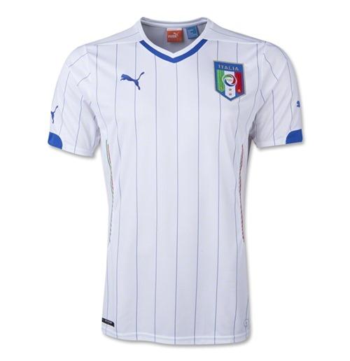 Compra Camiseta Itália 2014-15 Away World Cup Original 18185a59ae0bb