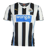 Camiseta Newcastle 2013-14 Home
