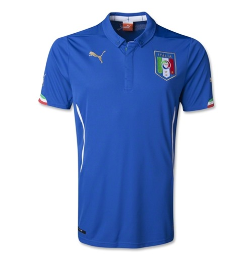 aa9899eba9 Compra Camiseta Itália 2014-15 Home World Cup Original