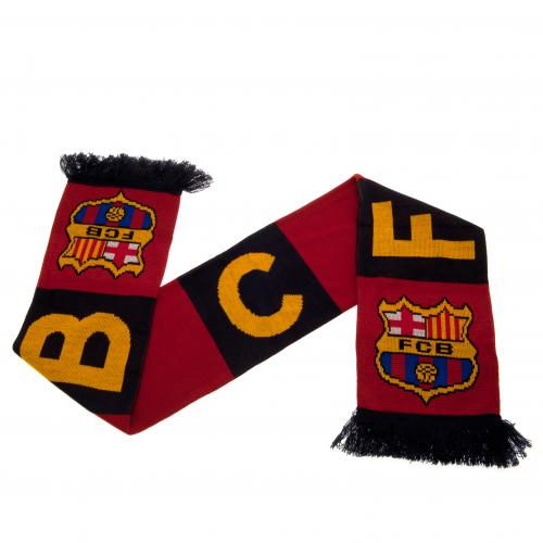 Cachecol FC Barcelona