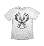 Camiseta Assassins Creed 4 Hashshashin Crest Medium