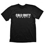 Camiseta Call Of Duty Ghosts Logo Extra Large