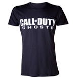 Camiseta Call Of Duty Ghosts Men's Logo Small