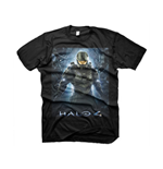 Camiseta Halo 4 The Return Medium