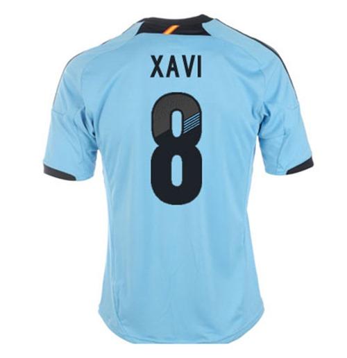 1b9decc9e8 Compra Camiseta Espanha 2012-13 Euro 2012 Away (Xavi 8) - de criança