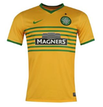 Camiseta Celtic 2013-14 Away Nike