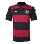 Camiseta Alemanha 2014-15 Away World Cup