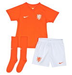Kit Holanda 2014-15 Home World Cup de menino (0 - 2 anos)
