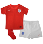 Kit Inglaterra 2014-15 Away World Cup de menino (0 - 3 anos)