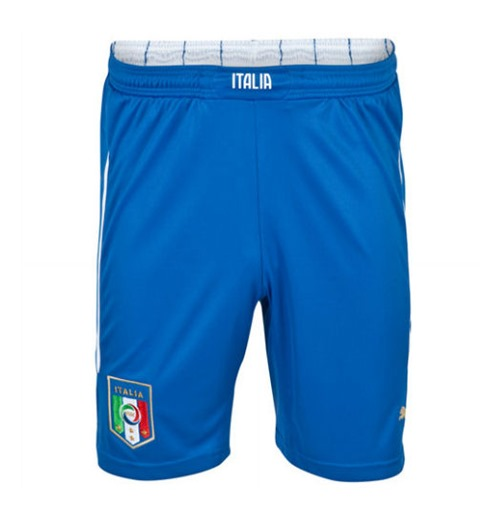 Shorts Itália 2014-15 Puma Home