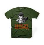 Camiseta Worms Taste My Bazooka Small