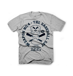 Camiseta Worms Baseball Bat Vintage Small