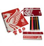 Liverpool Football Club Último Conjunto de papelaria