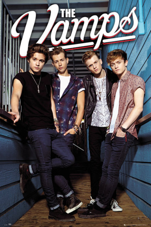 Poster The Vamps 112129