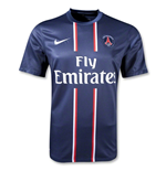 Camiseta Paris Saint Germain 2012-13 Home de criança
