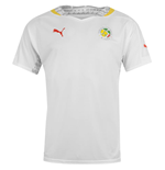 Camiseta Senegal 2014-15 Home Puma