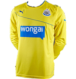 Camiseta Newcastle 2013-14 Puma 3rd