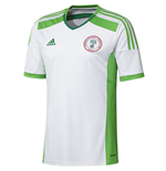 Camiseta Nigéria 2014-15 Away World Cup