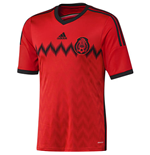 Camiseta México 2014-15 World Cup Away