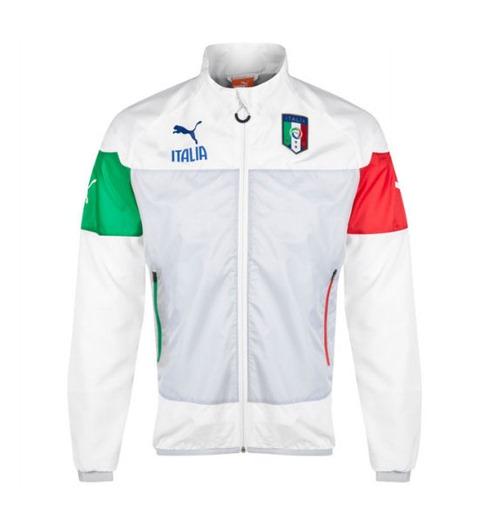 23ff708f49589 Jaqueta Itália 2014-15 Puma Leisure Original  Compra Online em Oferta