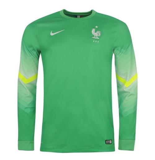 cc4a23a30e Compra Camiseta goleiro França 2014-15 Home World Cup Original