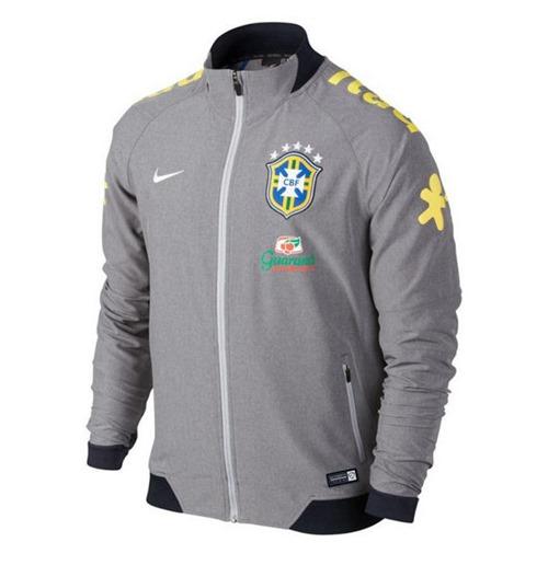 265388bc5d Jaqueta Brasil 2014-15 Nike Select Original: Compra Online em Oferta