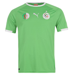 Camiseta Argélia 2014-15 Away World Cup