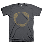 Camiseta The Elder Scrolls Ouroboros Symbol Extra Large