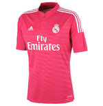 Camiseta Real Madri 2014-15 Adidas Away