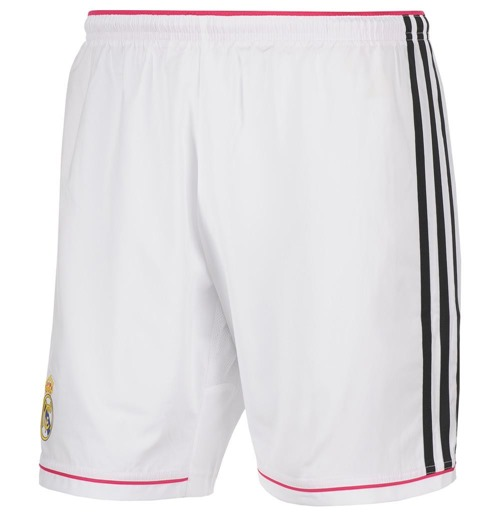 Shorts Real Madri 2014-15 Adidas Home