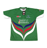 Camiseta Irish Exiles 2014 RFC GB 7s Rugby