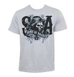 Camiseta Sons of Anarchy de homem