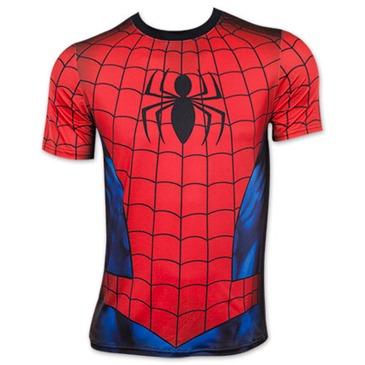 da6c0fa6e Camiseta Disfarce Spiderman Original  Compra Online em Oferta