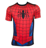 Camiseta Disfarce Spiderman