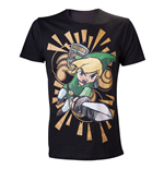 Camiseta The Legend of Zelda 114438