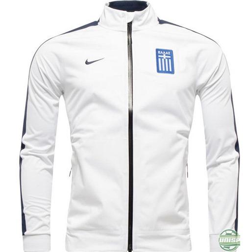 8359da73c0 Compra Jaqueta Grécia 2014-15 Nike Authentic N98 Original