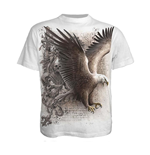 Camiseta SPIRAL Wings Of Freedom Extra Large