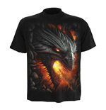 Camiseta SPIRAL Rock Guardian  Medium