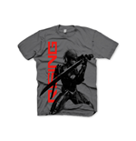 Camiseta METAL GEAR SOLID Rising Raiden Extra Large