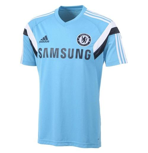 Compra Camiseta treinamento Chelsea 2014-15 Adidas Original cc4936e778171