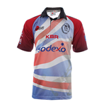 Camiseta British Army 2014-15 Regular Fit Flag Rugby