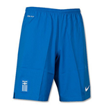 Shorts Grécia 2014-15 Nike Away