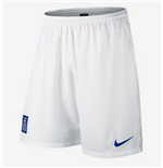 Shorts Grécia 2014-15 Nike Home
