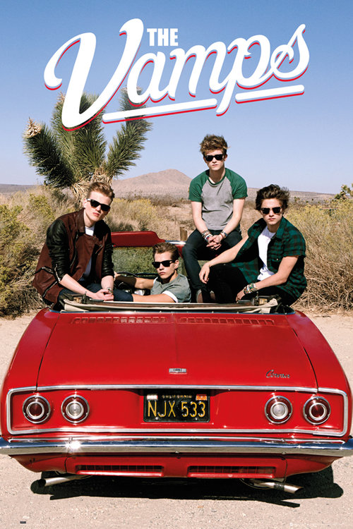 Poster The Vamps 115604